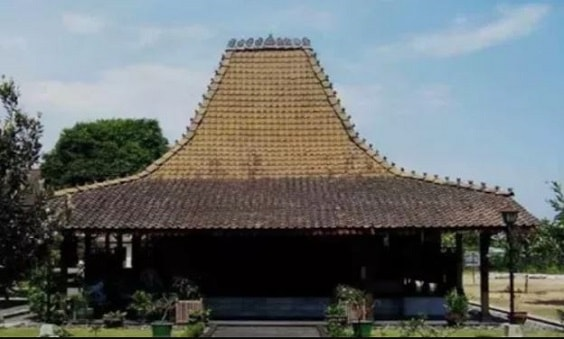 93 Sketsa Gambar Rumah Adat Jawa Timur HD Terbaik
