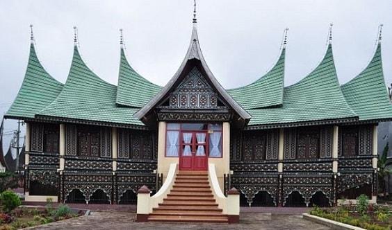 660+ Gambar Rumah Adat Minang Sumatra Barat HD