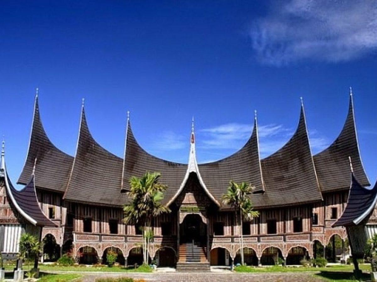 25 Desain Rumah Adat Sumatera Barat Dan Sejarah Lengkapnya