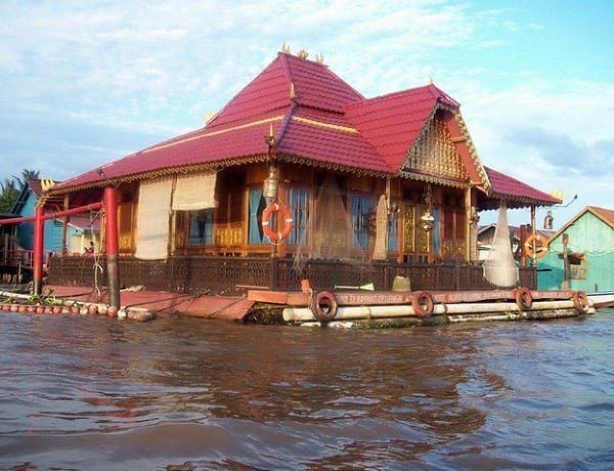 Rumah Adat Sumatera Selatan Penjelasan Sejarah Dan Inspirasi Desain