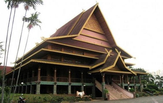 700 Koleksi Gambar Rumah Adat Riau HD Terbaru
