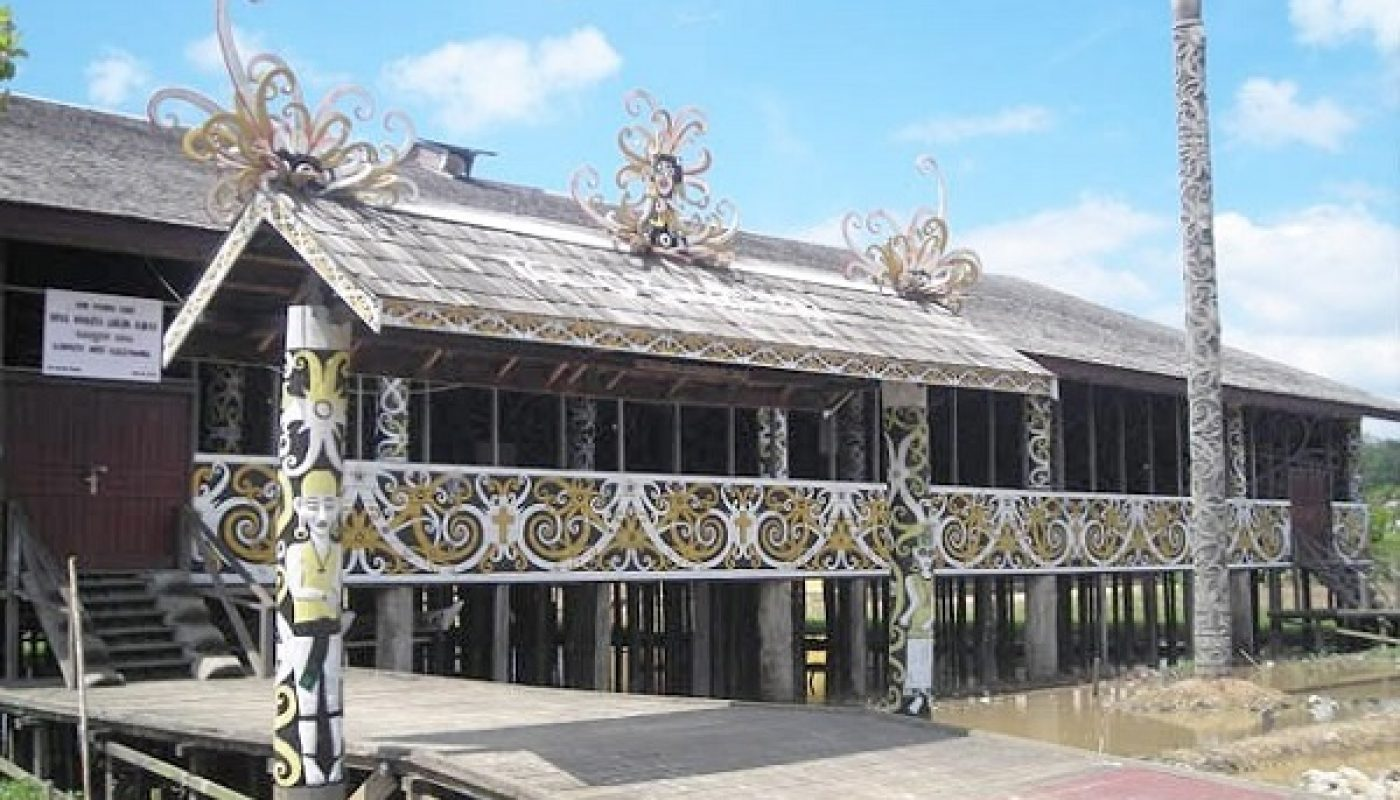 Rumah Adat Dari Kalimantan Timur