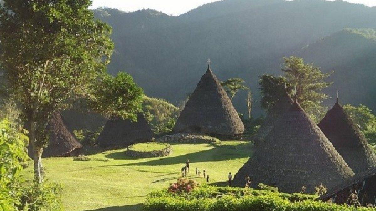Rumah Adat Ntt Penjelasan Dan Sejarah Lengkap Beserta Gambar