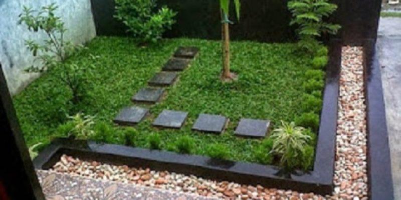 Desain Taman Minimalis di Lahan Sempit