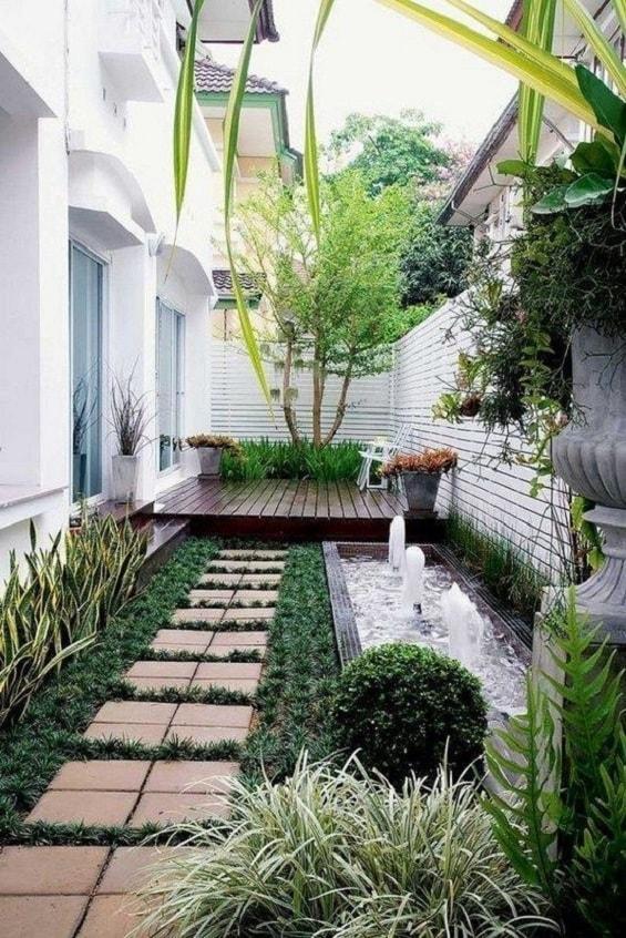 Desain Taman Minimalis Belakang Rumah Untuk Hunian Yang Nyaman