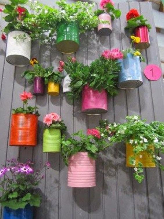 Desain Taman Bunga Gantung  desain taman gantung yang akan membuat hunian semakin indah