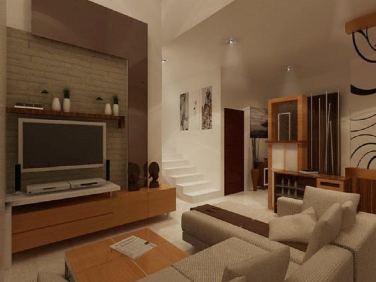Desain Ruang Keluarga Minimalis Modern Yang Menawan
