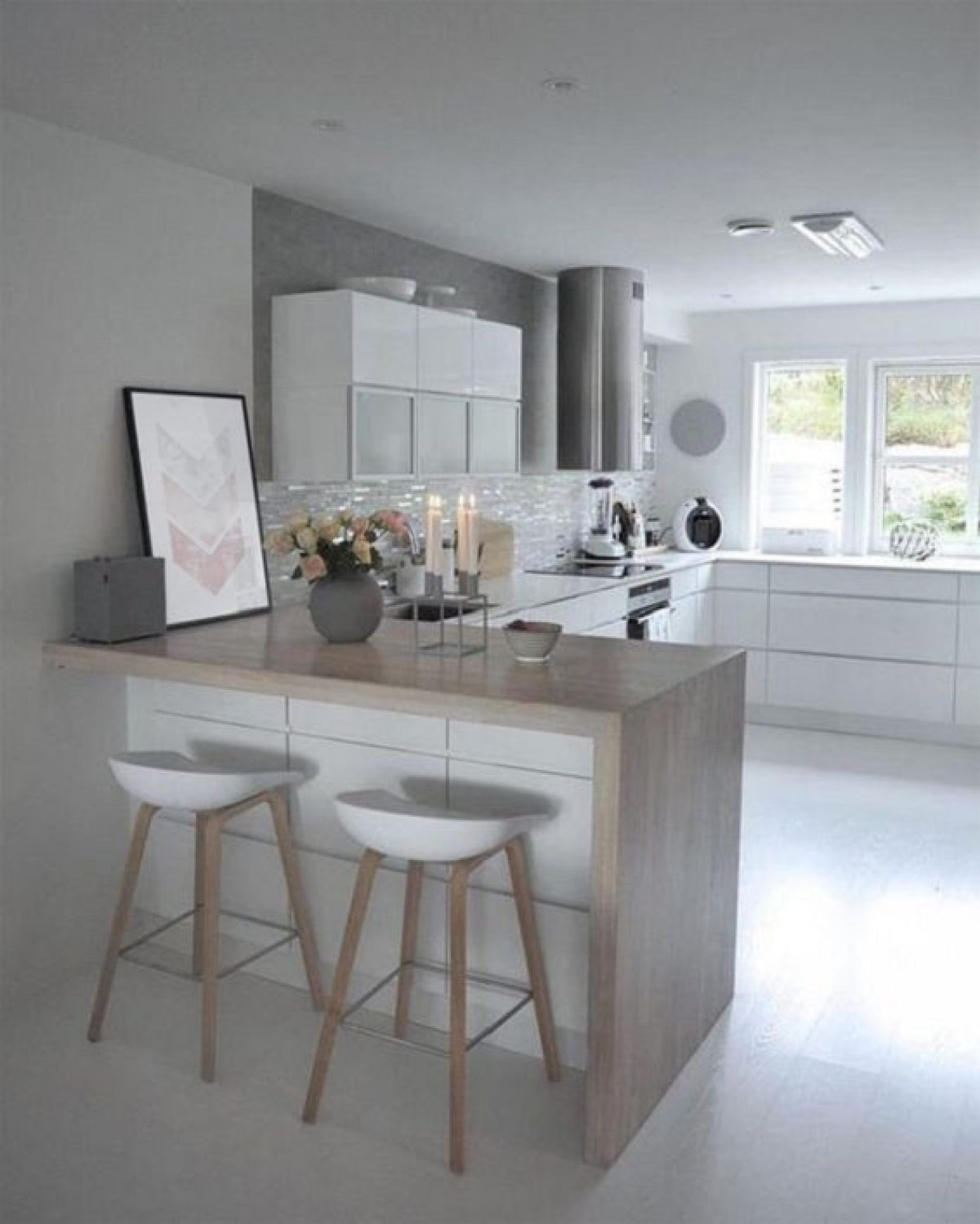Desain Dapur Minimalis Sederhana Dan Cantik Untuk Rumah Idaman