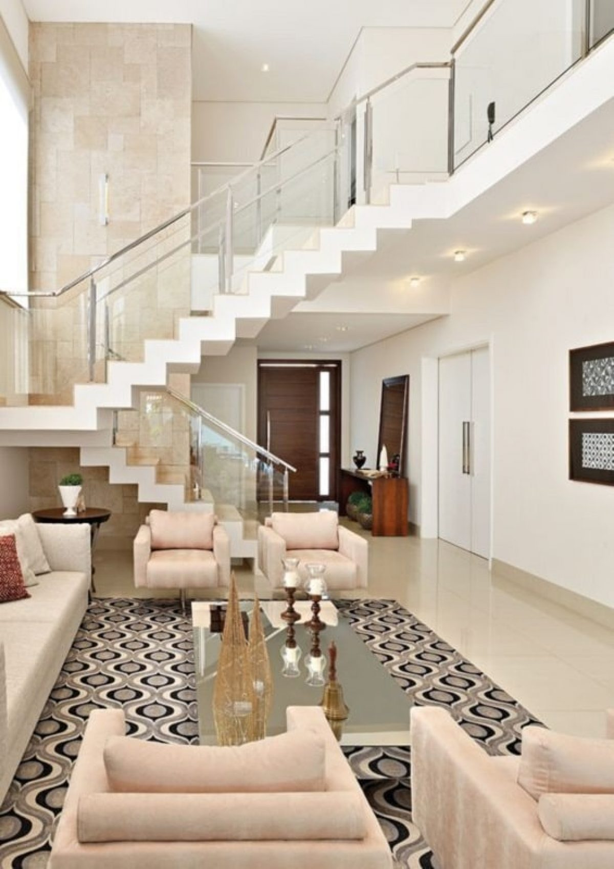 Desain Ruang Tamu Modern Minimalis Yang Menarik