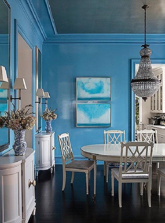 Warna Cat Rumah Agar Ruangan Sempit Nampak Lebih Lapang