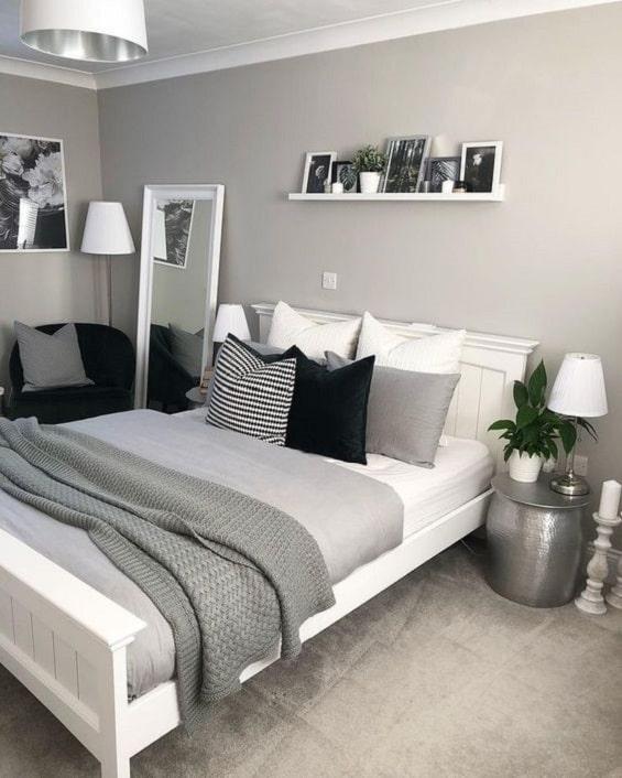Desain kamar tidur simple 2