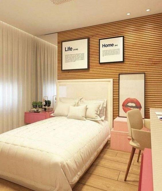 Desain Kamar Tidur Simple Yang Elegan Dan Minimalis
