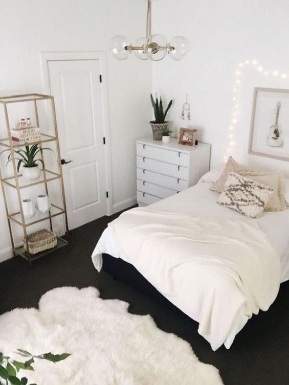 Desain Kamar Tidur Minimalis Modern yang Menarik