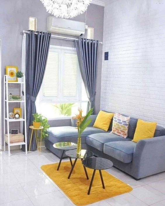 Desain Ruang Tamu Menarik Dan Mungil Untuk Hunian Minimalis