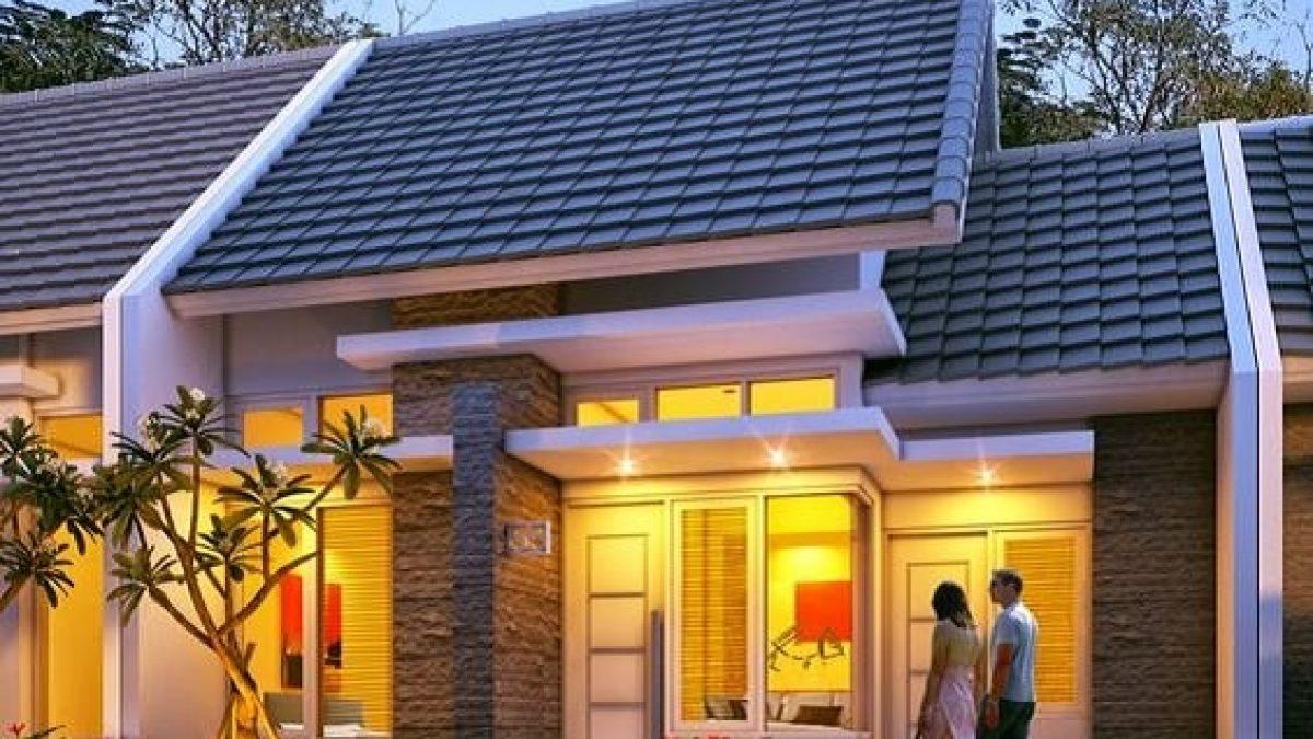 Model Rumah Minimalis Sederhana 1 Lantai Yang Menarik