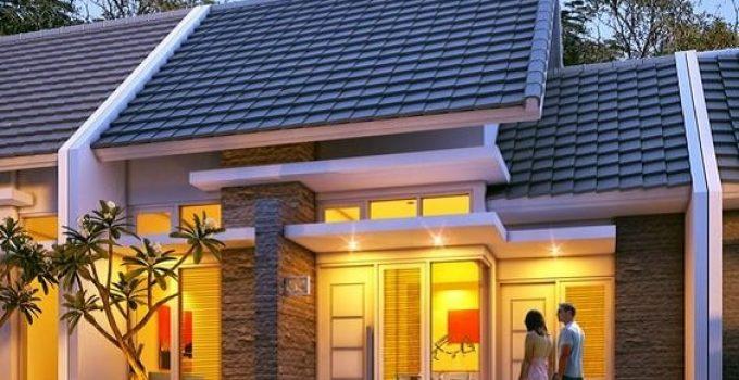 50 Contoh Rumah Minimalis Sederhana Model Desain Berbagai Type