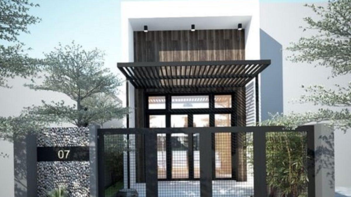 50+ Contoh Pagar Rumah Minimalis Modern | Model Dan Gambar Desain