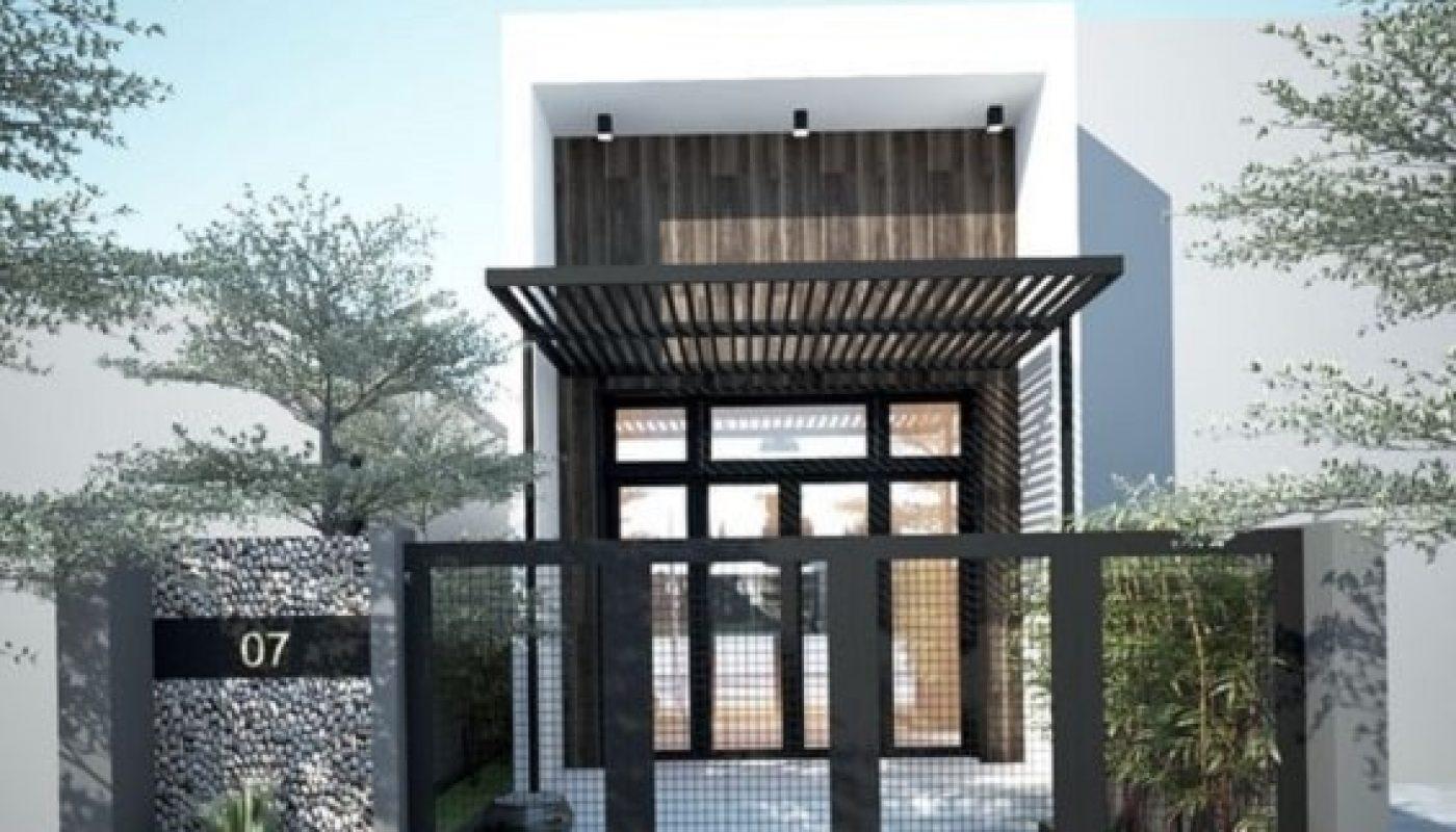 Ide Pagar Rumah Minimalis Modern