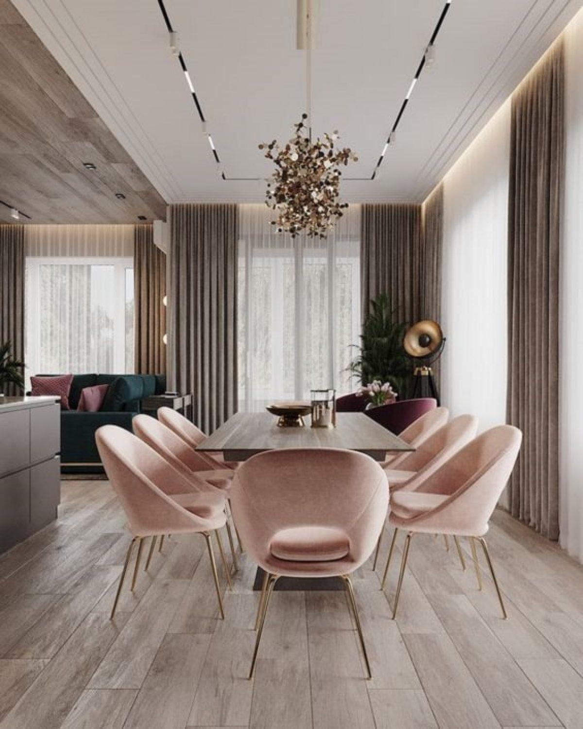 Desain Ruang Makan Minimalis Modern Terbaik Untuk Rumah Impian