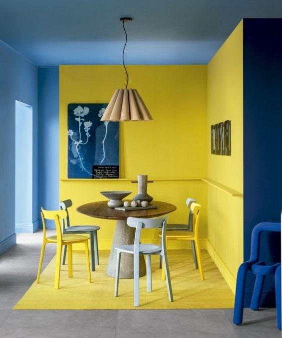 Warna Cat Tembok Rumah Terbaru Untuk Hunian yang Lebih Menawan