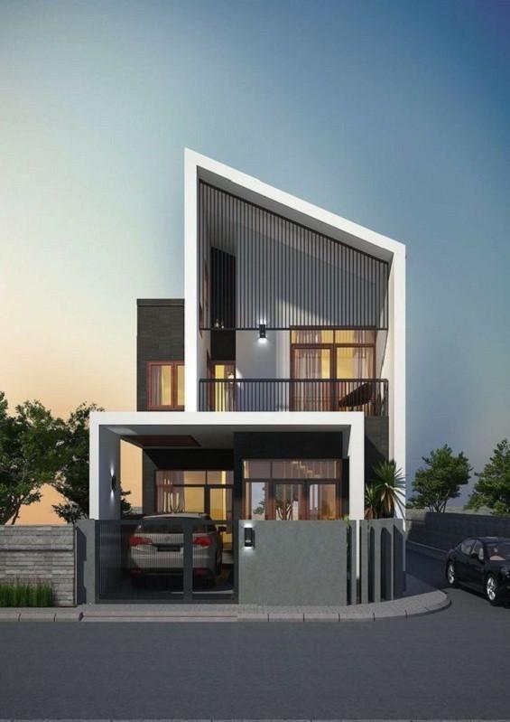 30 Rumah Minimalis Modern Terbaru Contoh Model Desain